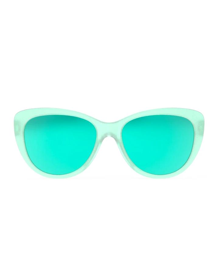 goodr goodr Runway Sunglasses - Schrodingers Saigon Jade