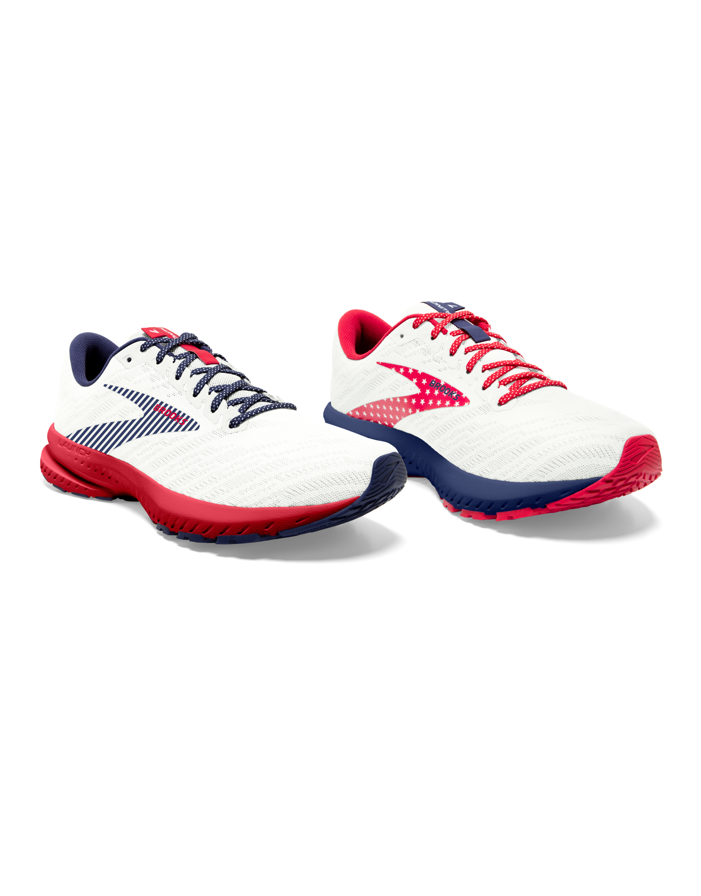 Brooks Brooks Run USA Mens Launch 7 - Men