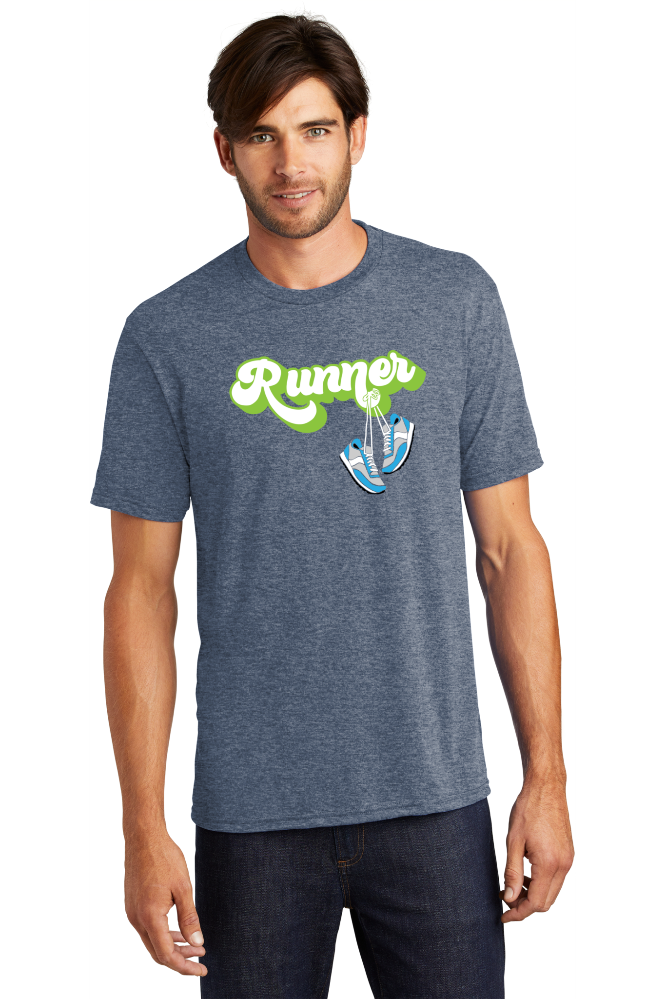Mad Dash Creations Retro Runner Tee - Men