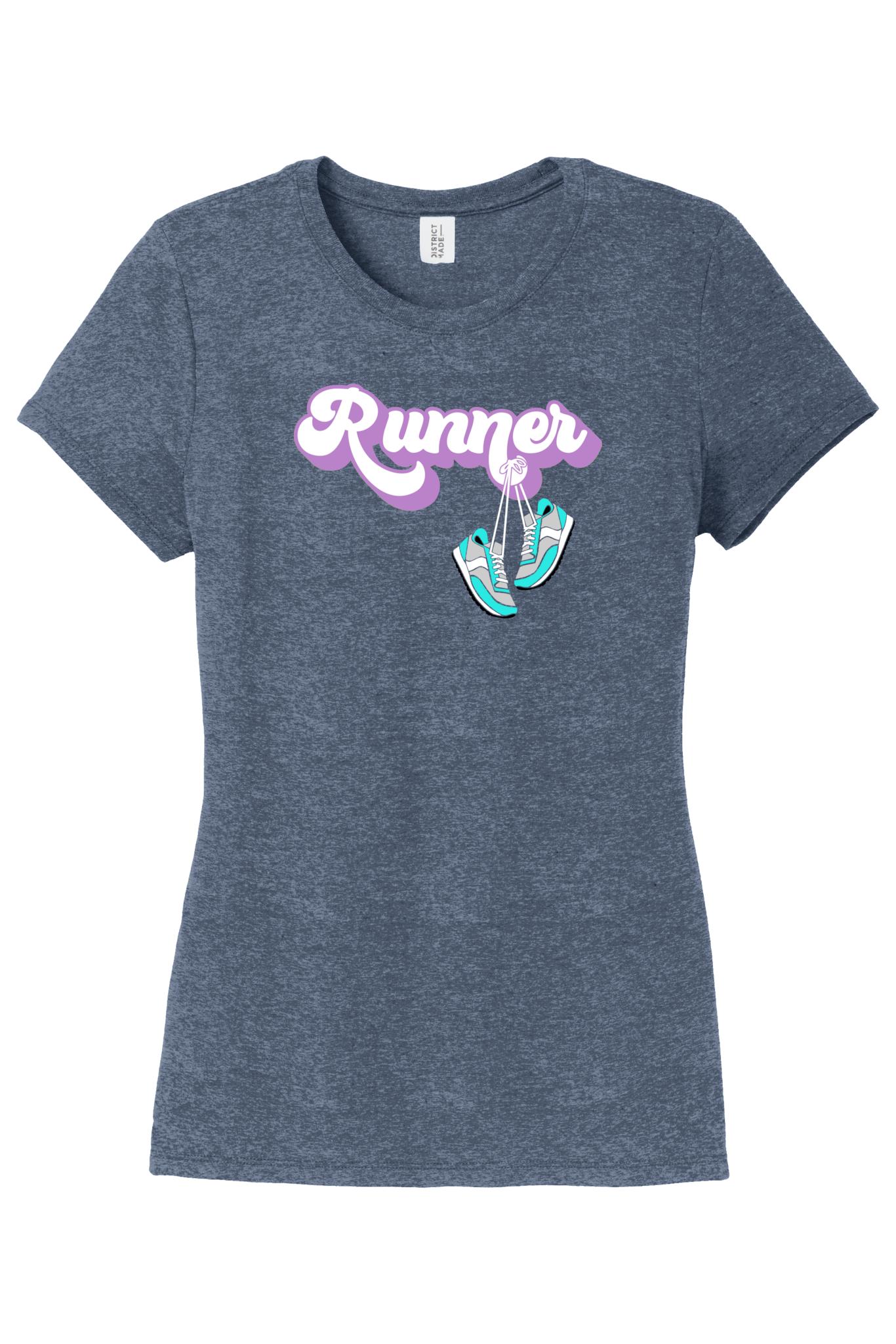 Mad Dash Creations Retro Runner Tee - Women