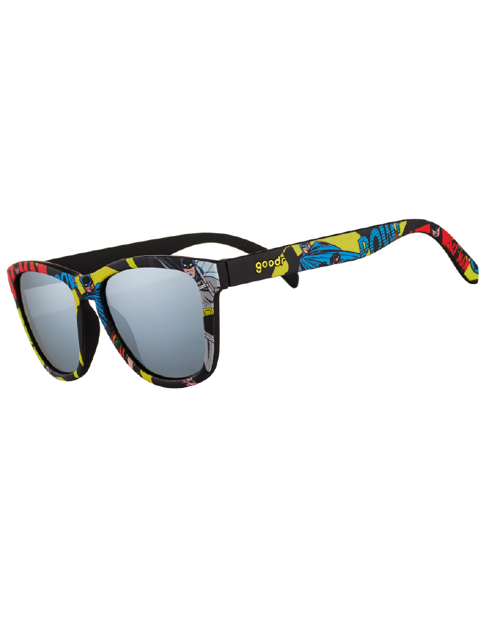 goodr OG goodr Sunglasses - POW! BAM! Thank you, Batman