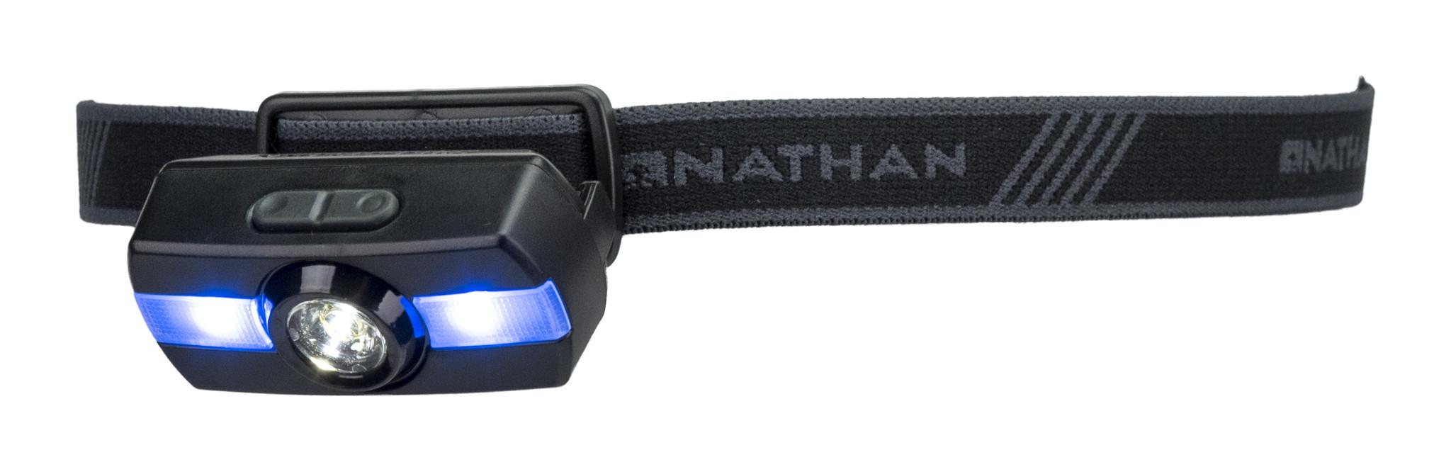 Nathan Nathan Neutron Fire Headlamp, Black