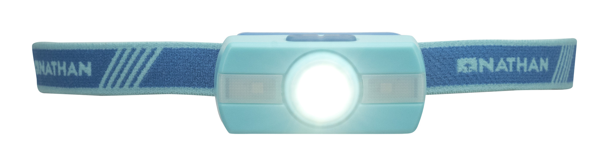 Nathan Neutron Fire Headlamp, Blue Radiance