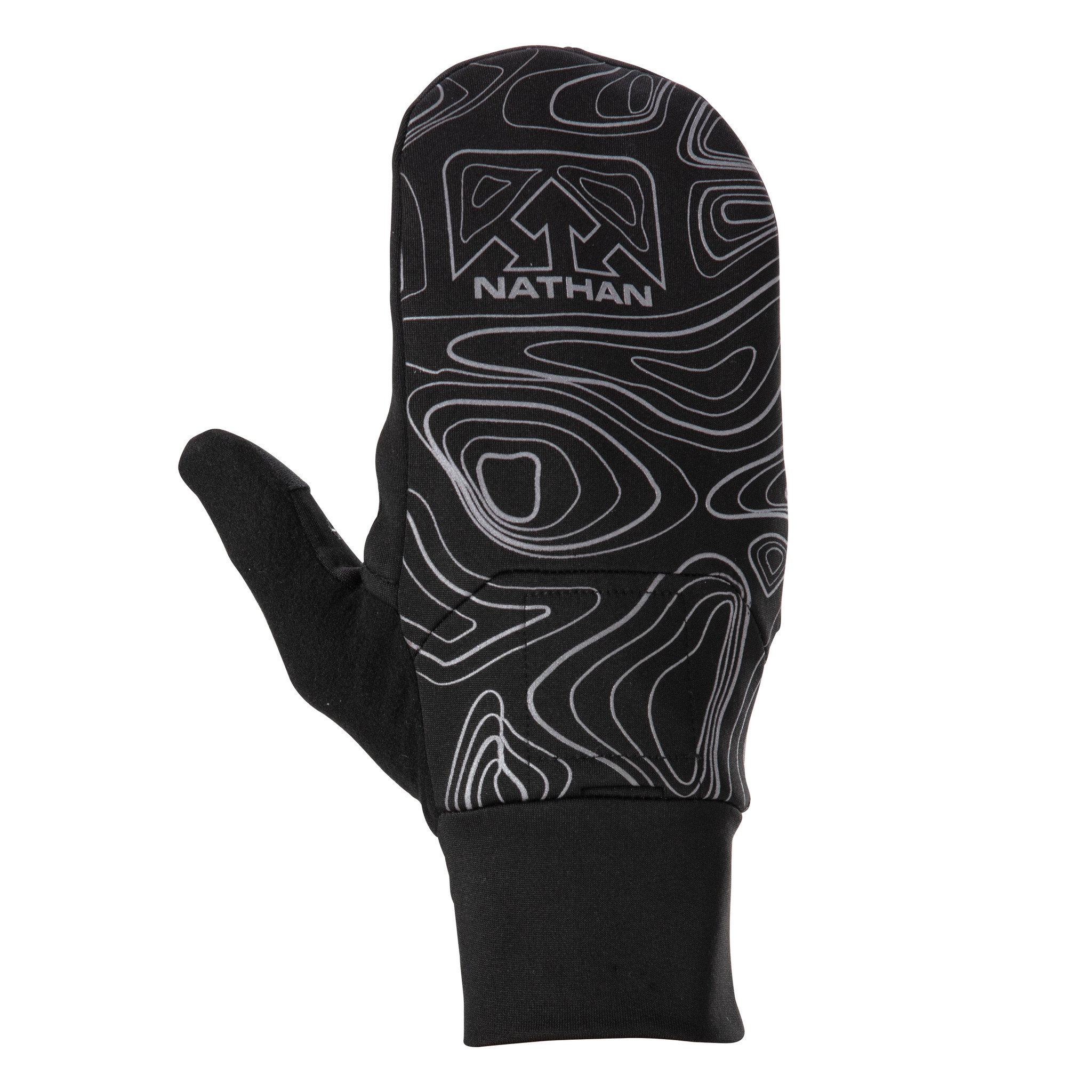 Nathan Nathan HyperNight Reflective Convertible Glove/Mitt
