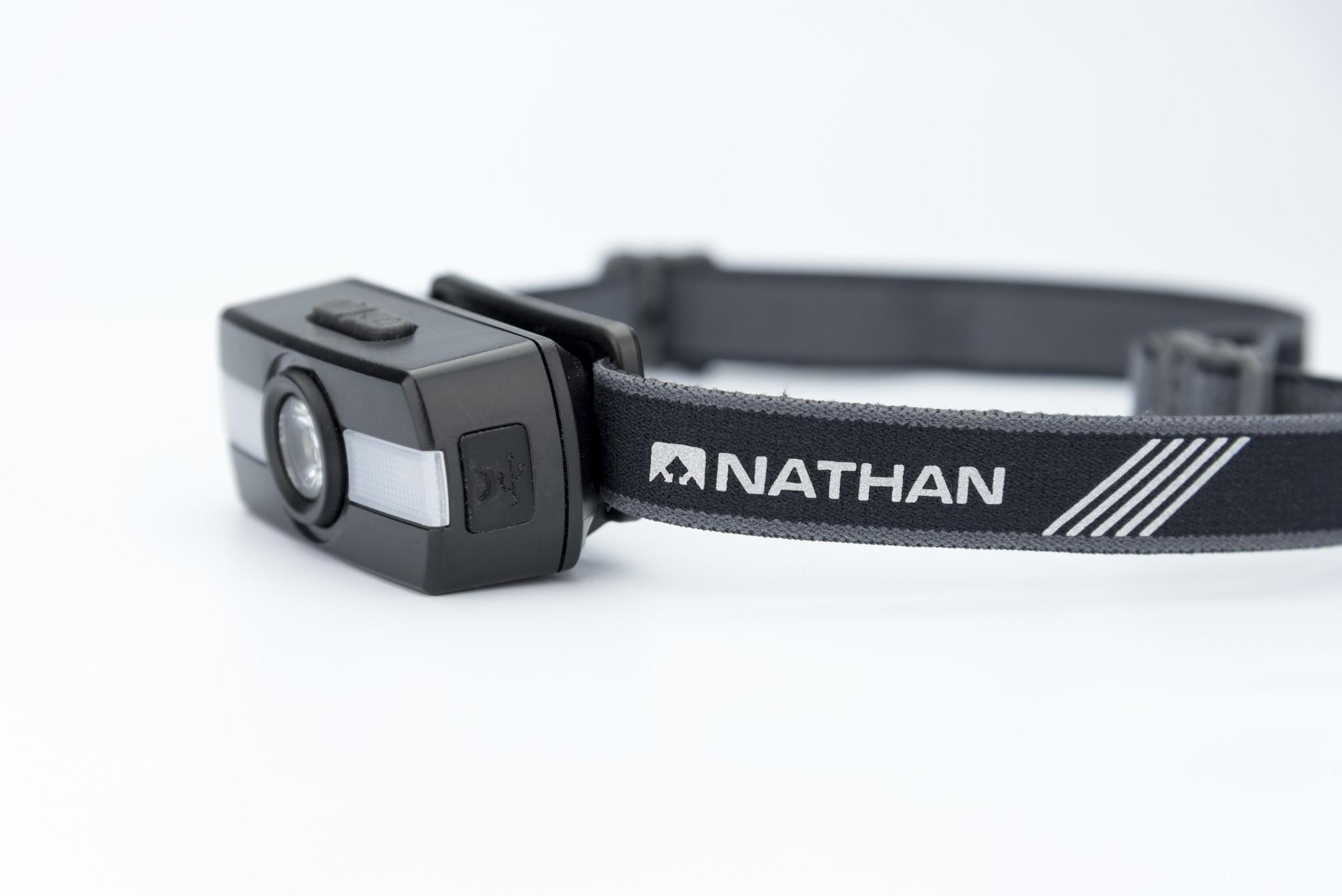 Nathan Nathan Neutron Fire Rx Headlamp, Black