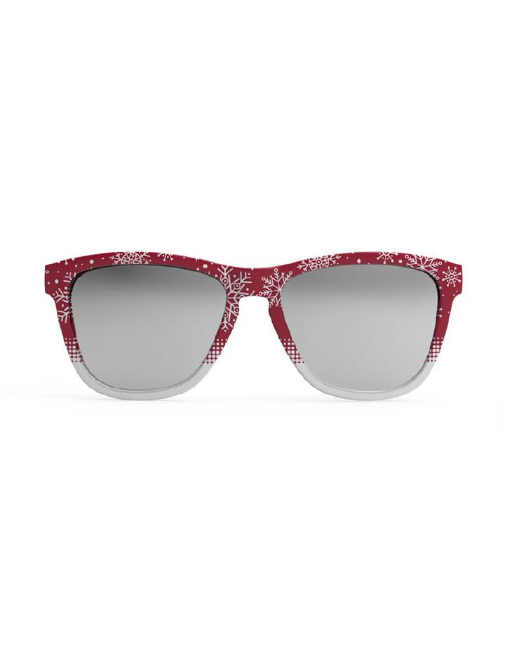 goodr goodr OG Sunglasses - Happy Festivus, 'Ya Filthy Animals