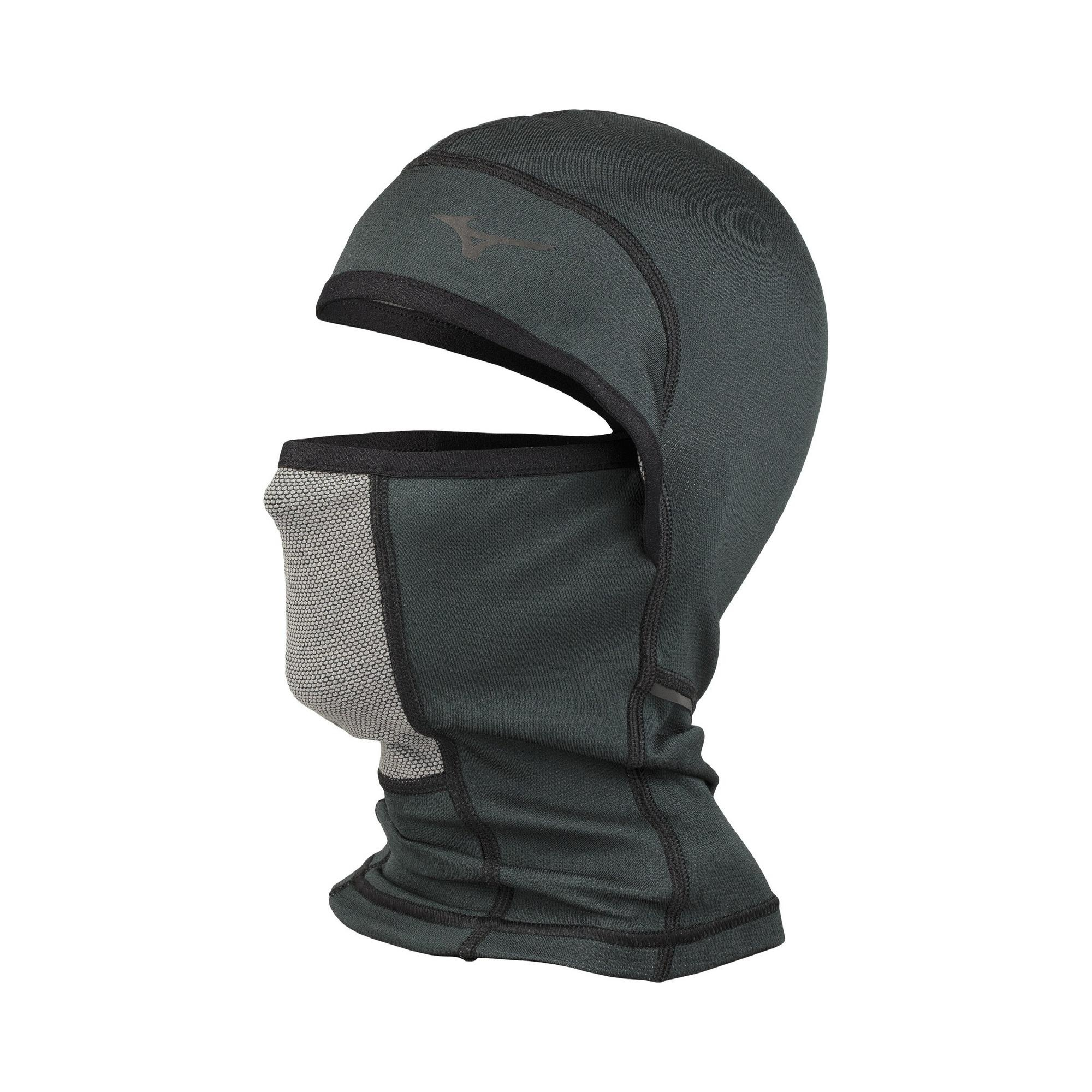 Mizuno Breath Thermo Balaclava, Black, OSFA