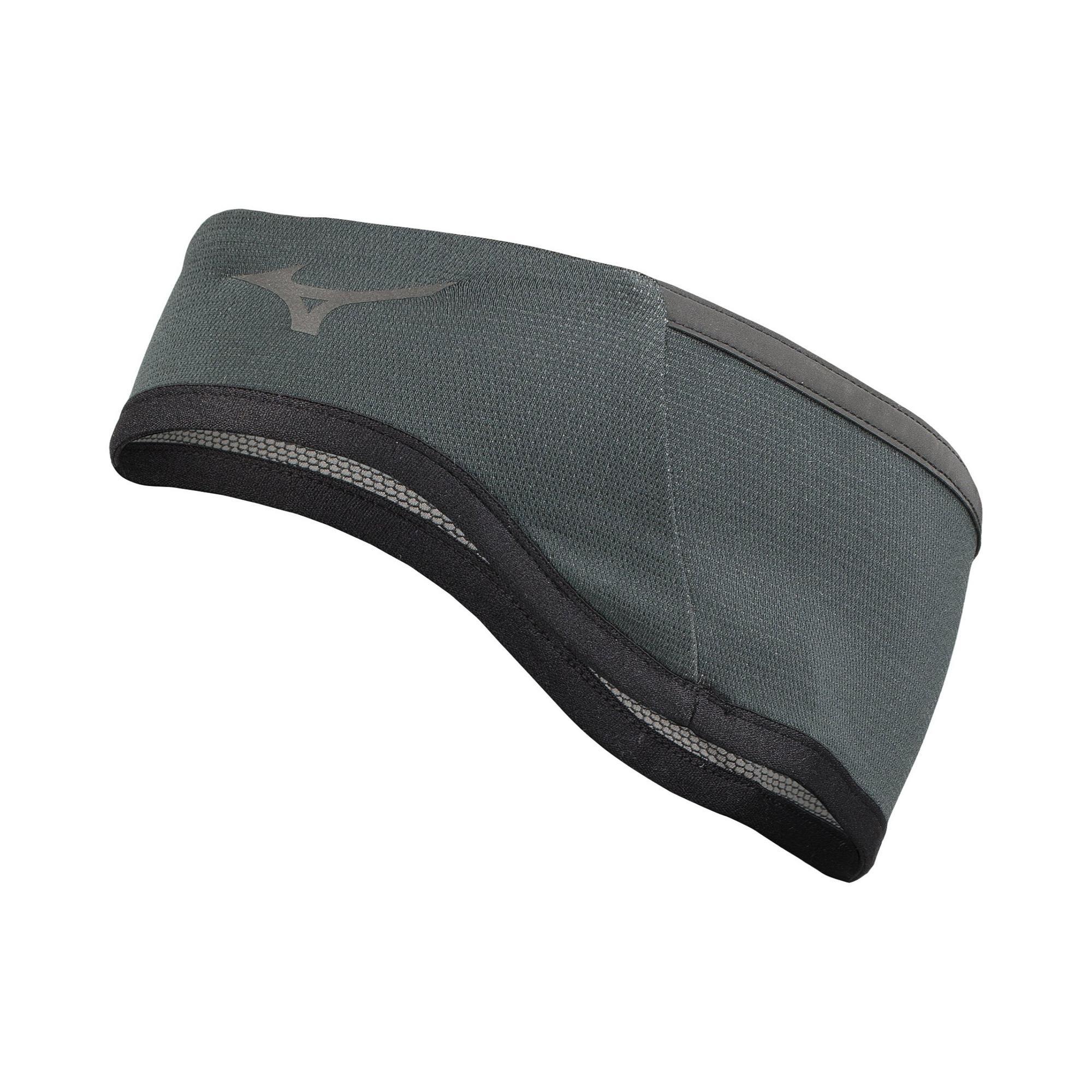 Mizuno Mizuno Breath Thermo Headband, Black