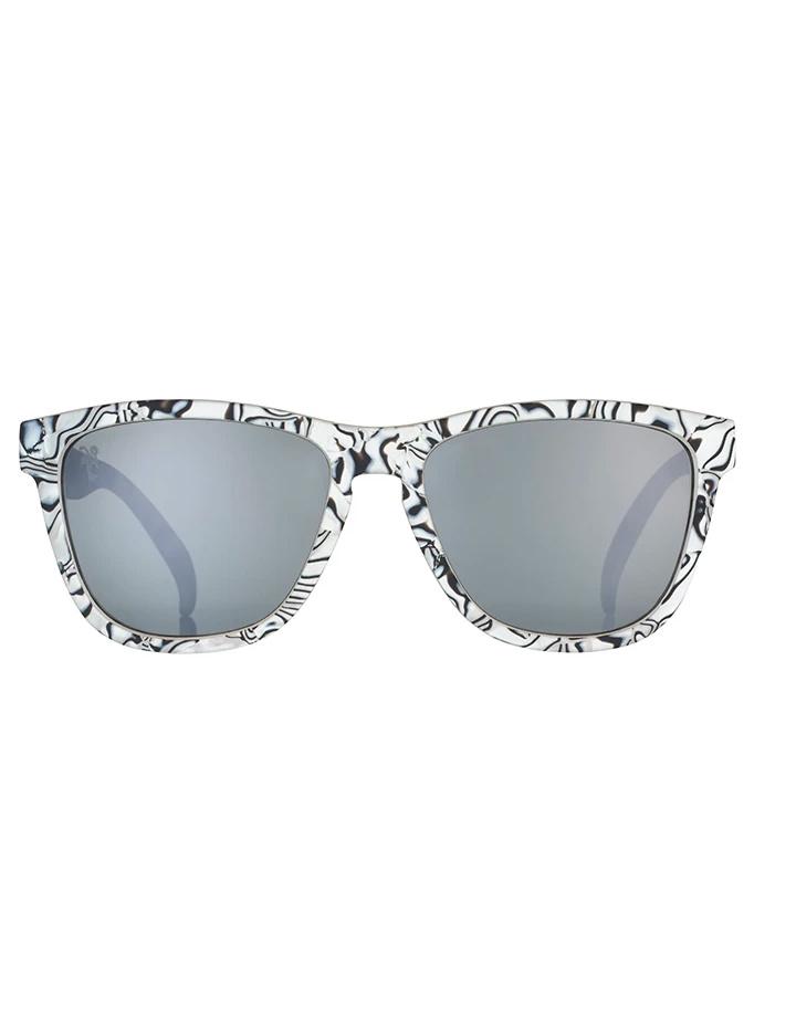 goodr goodr LE OG Sunglasses -  Zebra Jasper's Life Coach