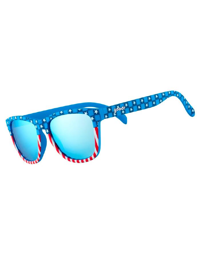 goodr goodr LE  OG Sunglasses - Screw the Metric System