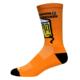 Brooks Run Hoppy Tempo Knit In Crew Sock