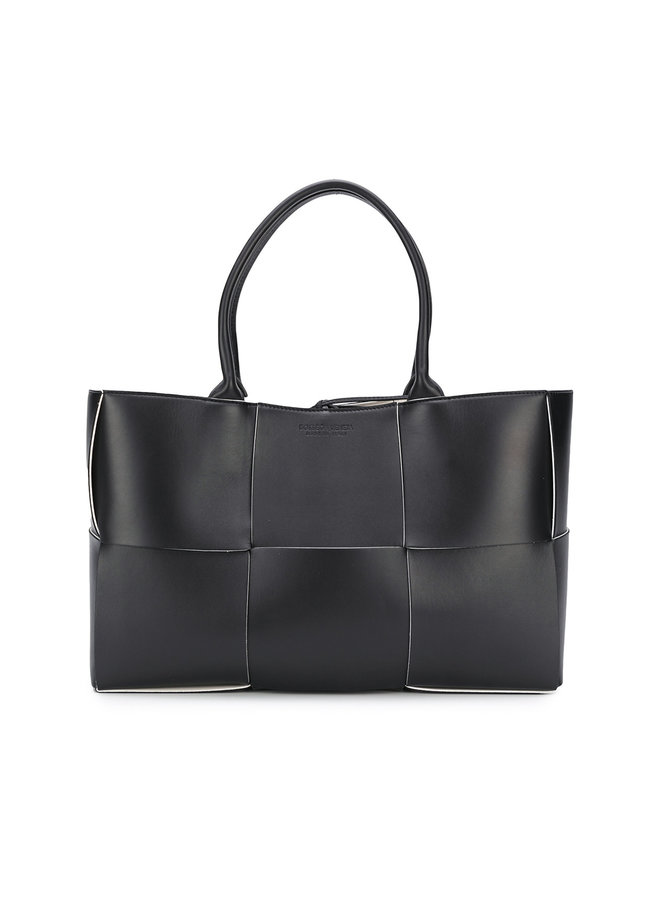 Argo Tote Medium Bag in Leather