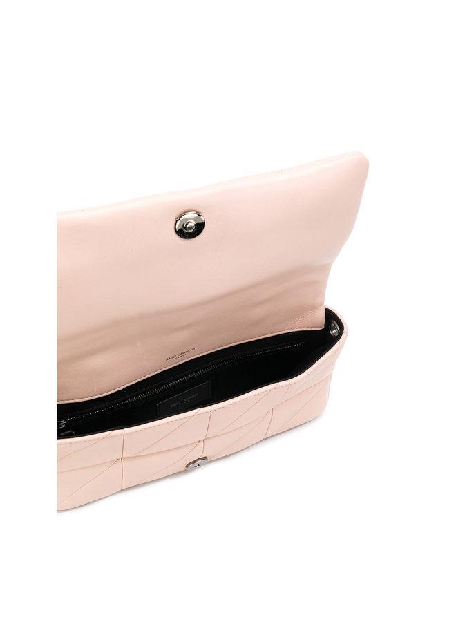 Jamie Shoulder Bag in Marble Pink