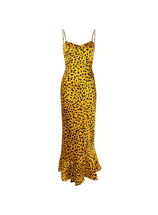 Long Mimi Printed Dress