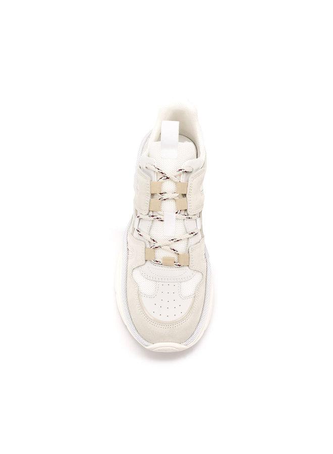 Low Top Sneakers in Chalk