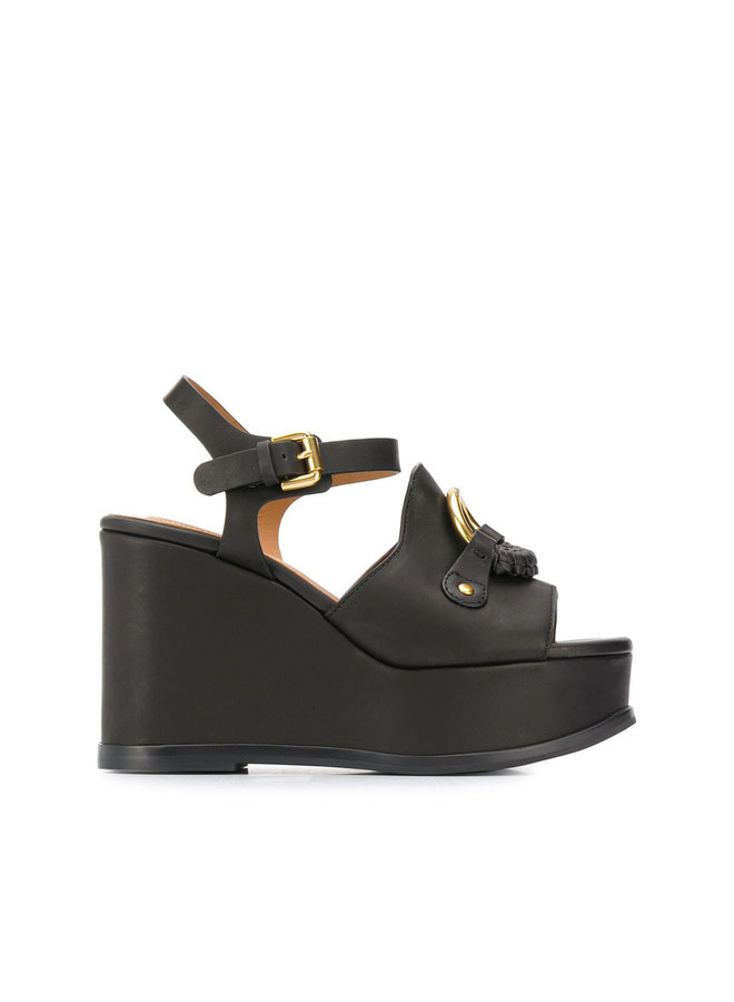 Hana Wedge Sandals
