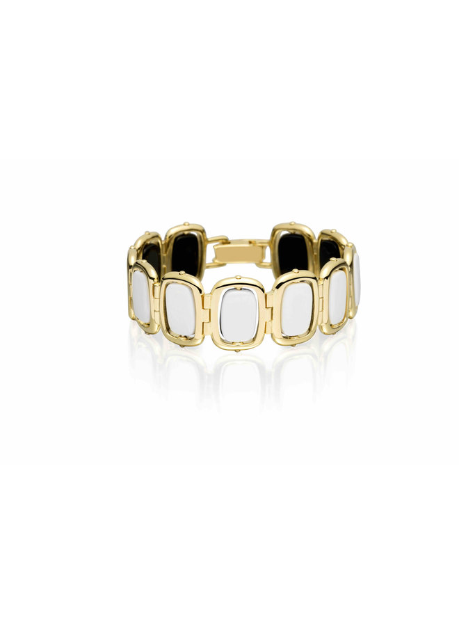 Skinny Toy Bracelet in Gold