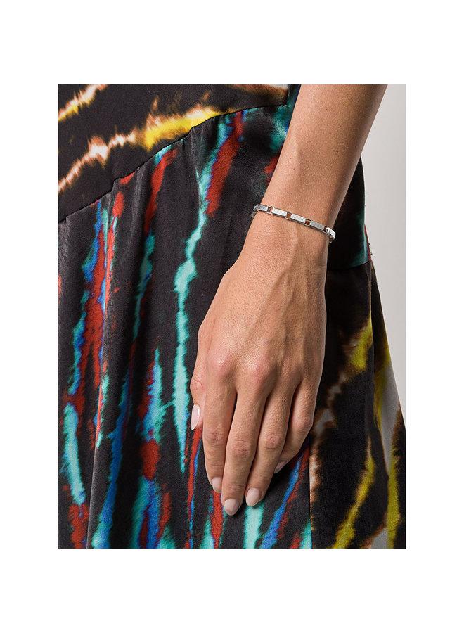 Signore 5 Chain Bracelet in Silver