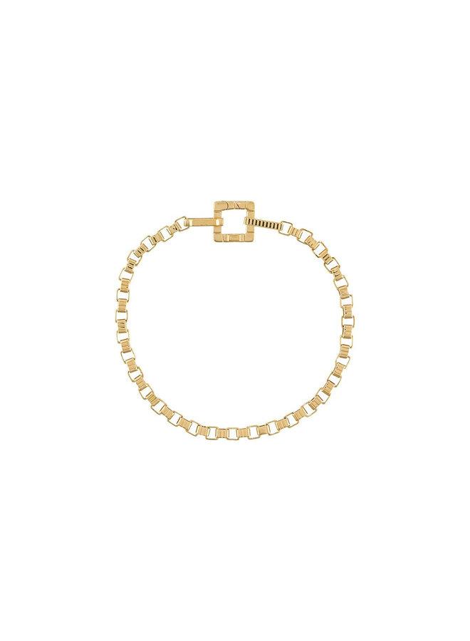 Signore 3X3 Chain Bracelet