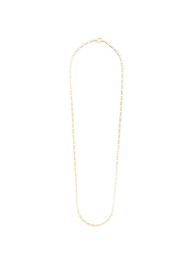 Signore 5 Chain Rope Necklace