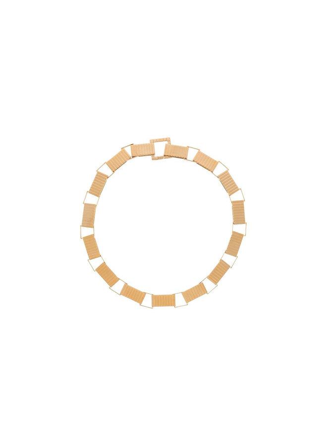 Signore 10 Chain Collar Necklace