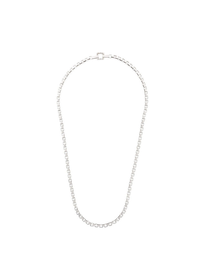 Signore 5x5 Chain Opera Necklace