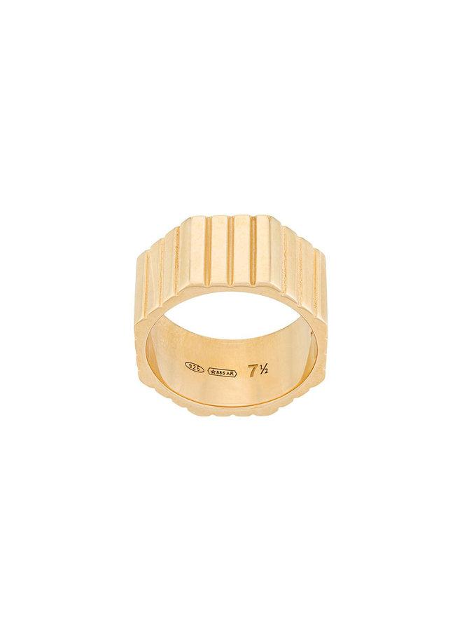 Slot Octagon Ring