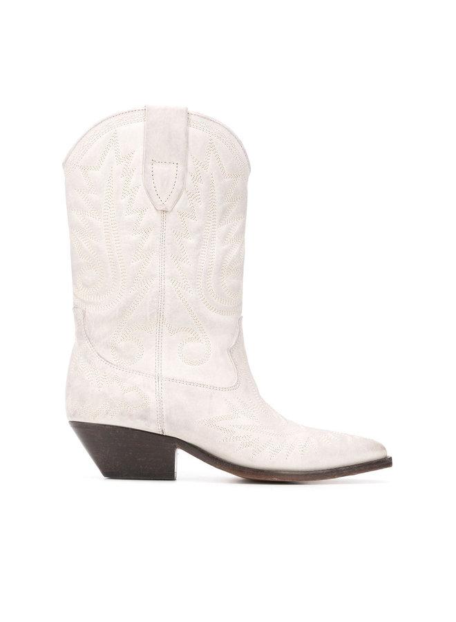 Mid Heel Cowboy Boots