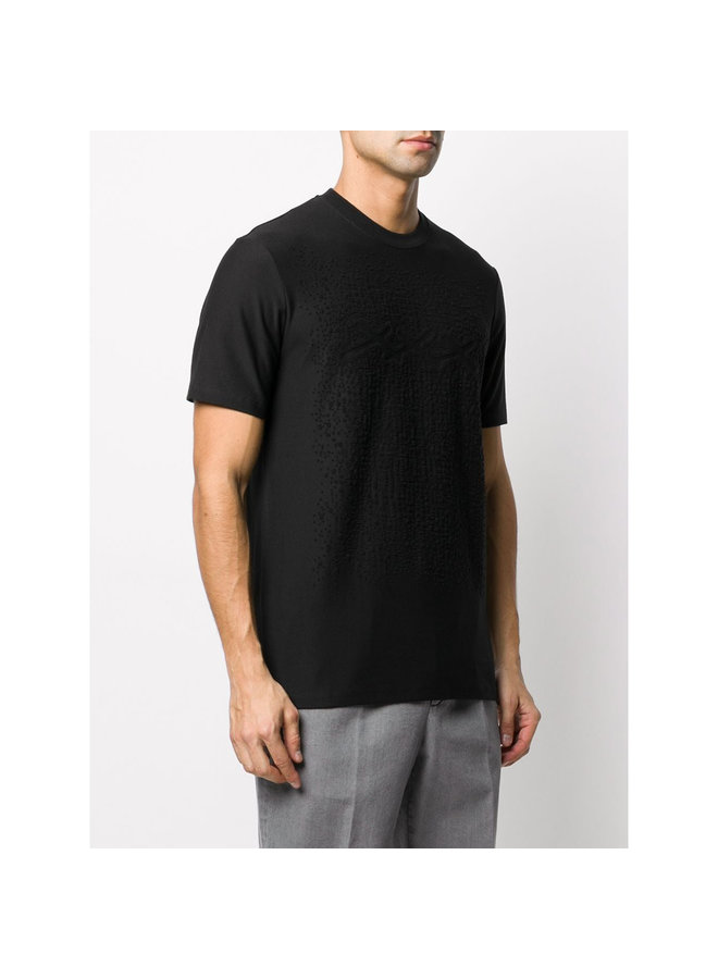 Zegna Couture xxx T-Shirt In Black