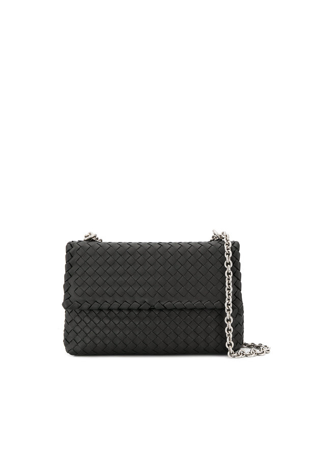 Small Olimpia Shoulder Bag In Black