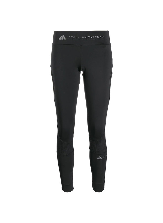 Mid Waist Leggings with Mesh