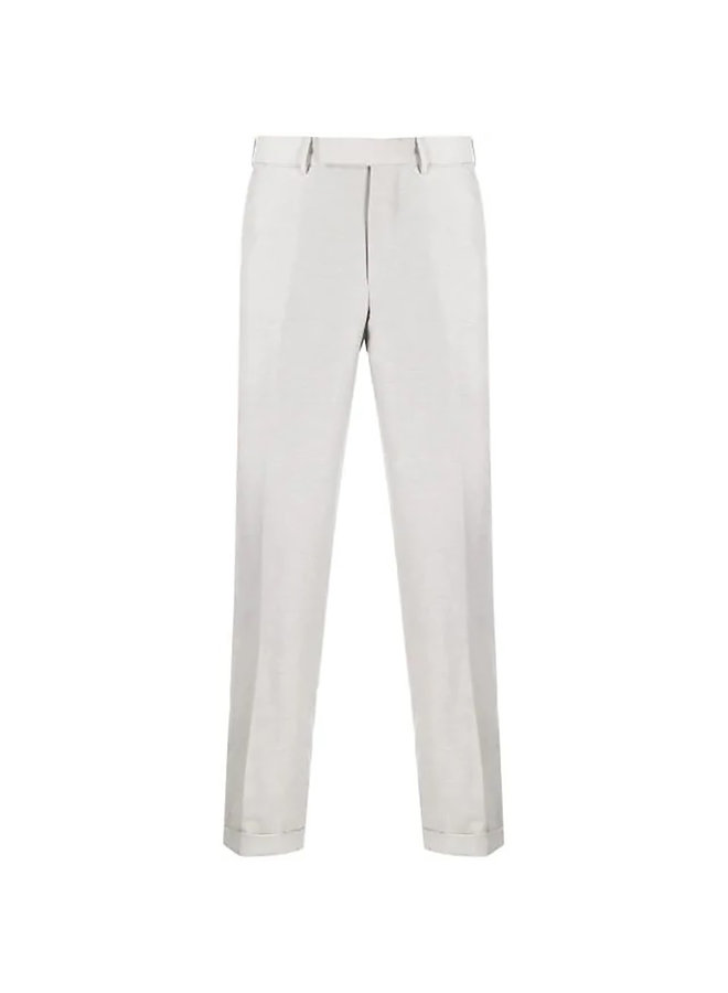 Classic Pant in Wool/Linen