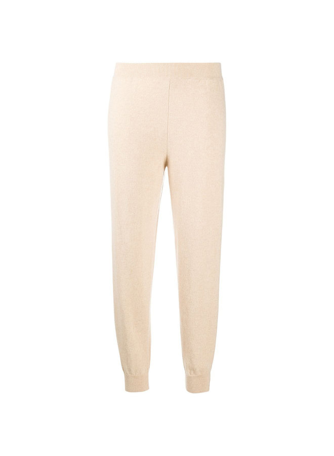 Casual Jogging Pants in Cashmere/Wool