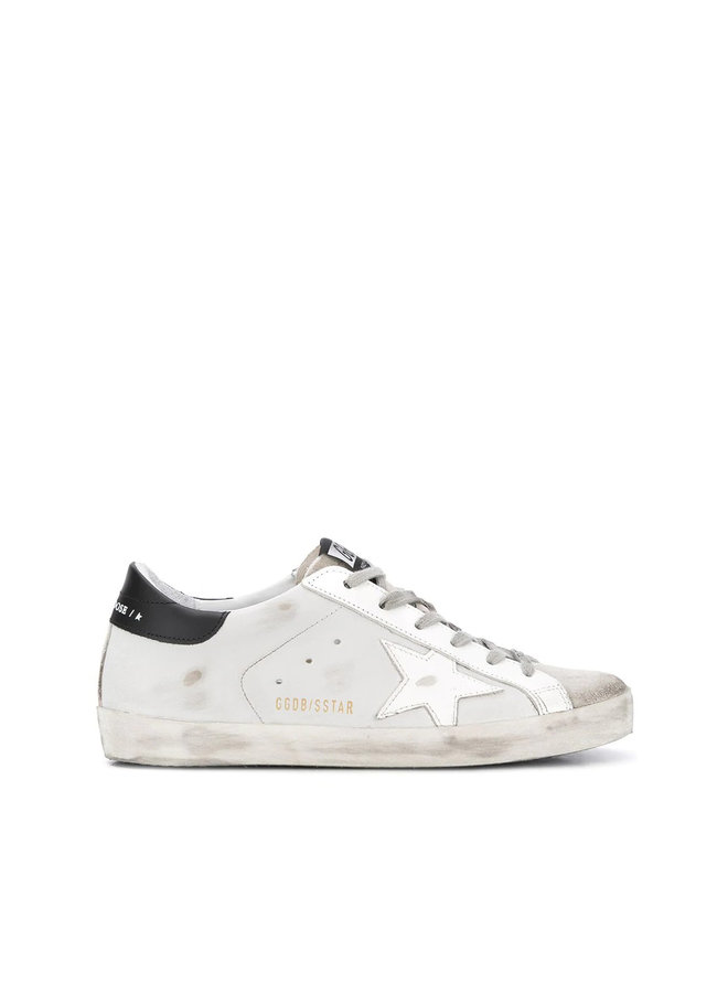 Superstar Low Top Sneakers in Leather