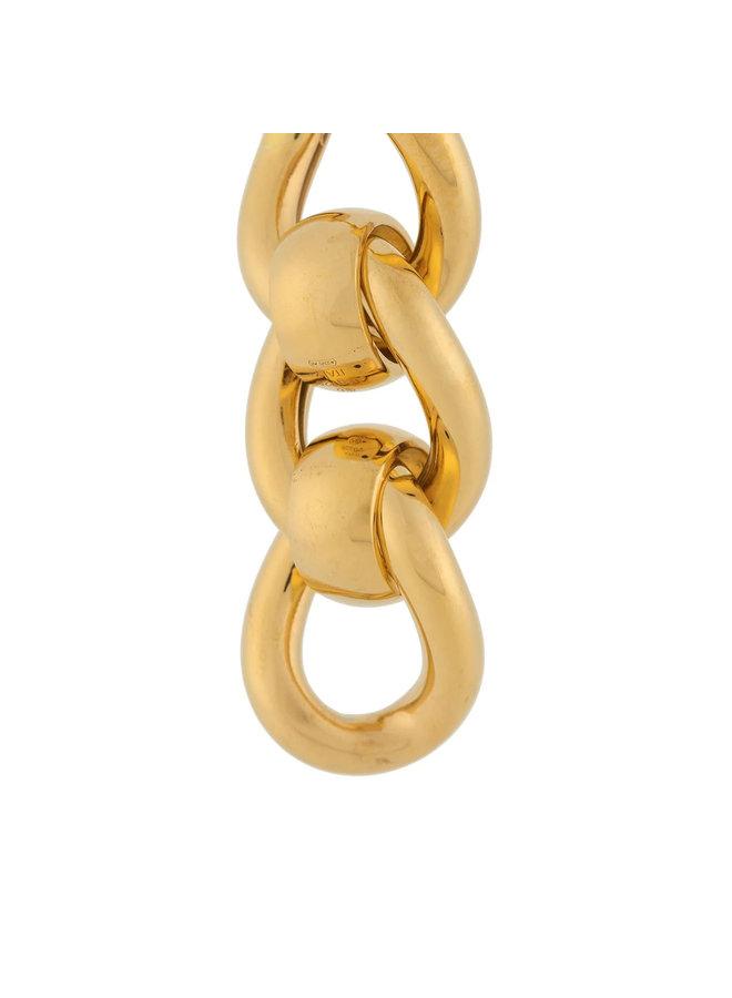 Multi Hoop Earrings in Gold