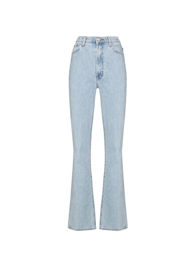 Runway High Rise Flared Jeans
