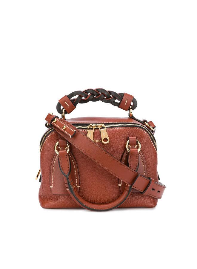 Daria Small Crossbody Bag in Leather