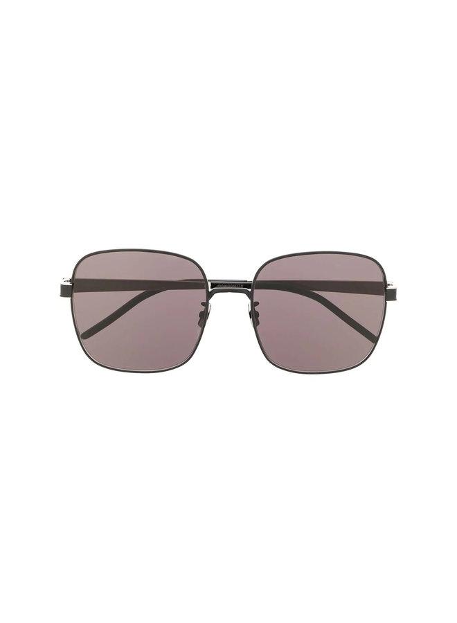 Square Tinted Lens Sunglasses