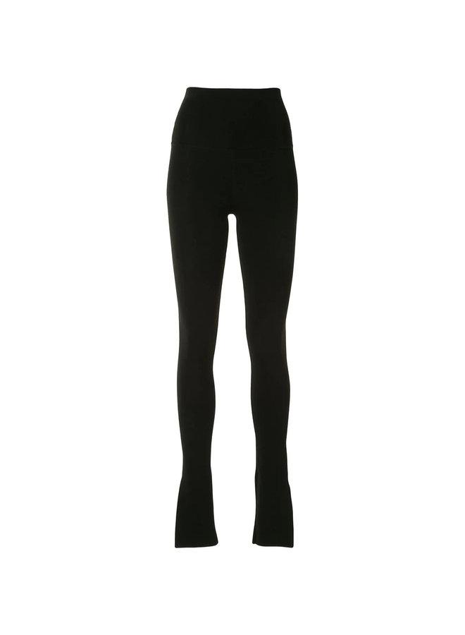 High Waist Floor Length Pants
