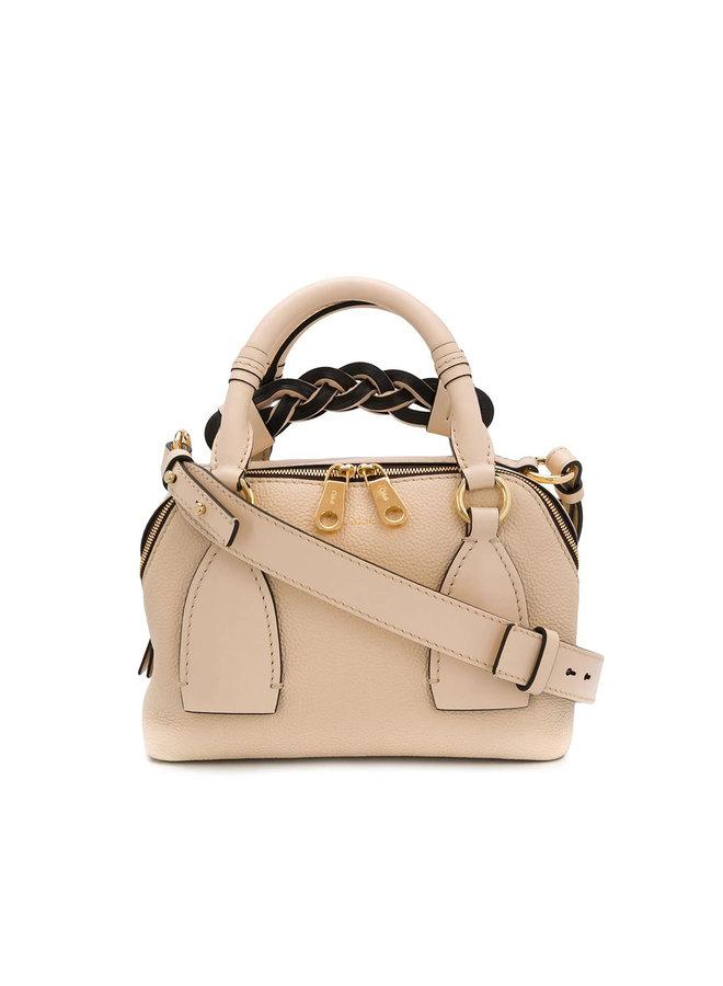 Daria Small Tote Bag in Leather