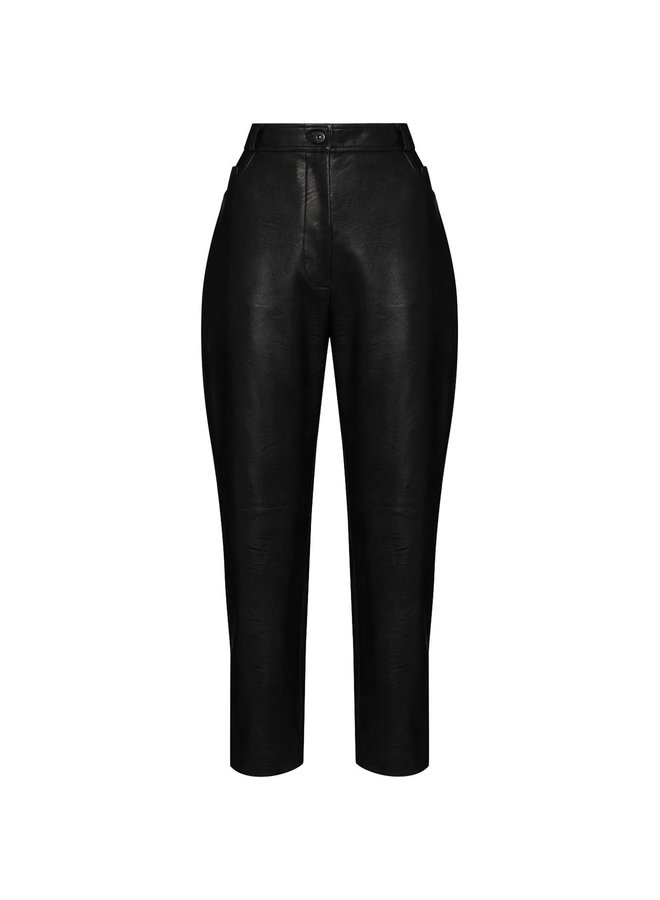 High Waist Alter Leather Pants