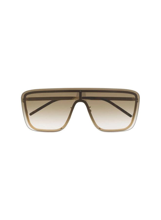 New Wave Mask Sunglasses