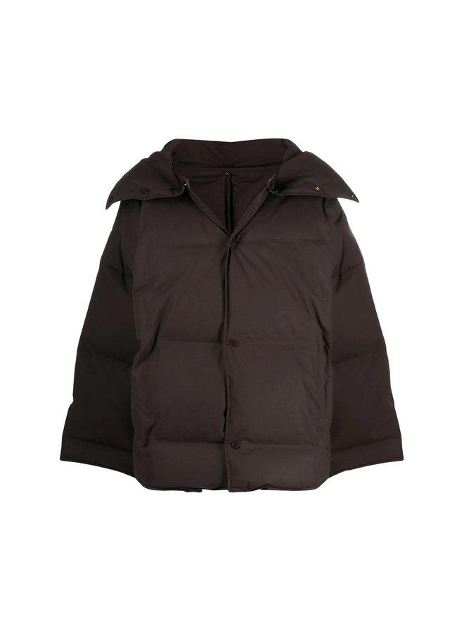 Oversized Padded Short Coat