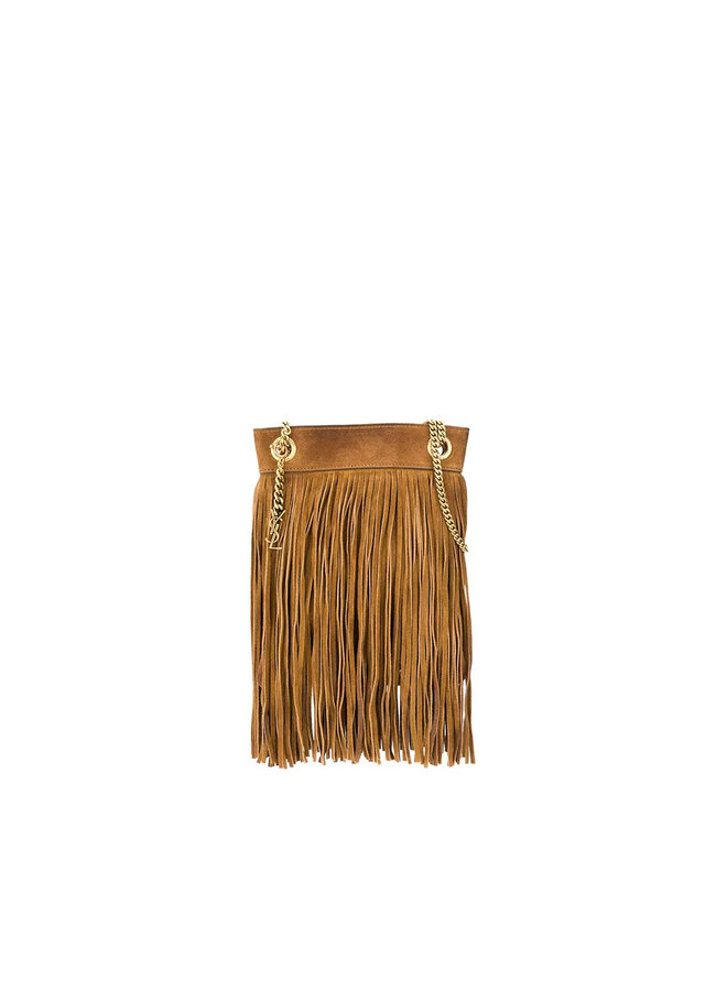 Grace Mini Fringed Shoulder Bag