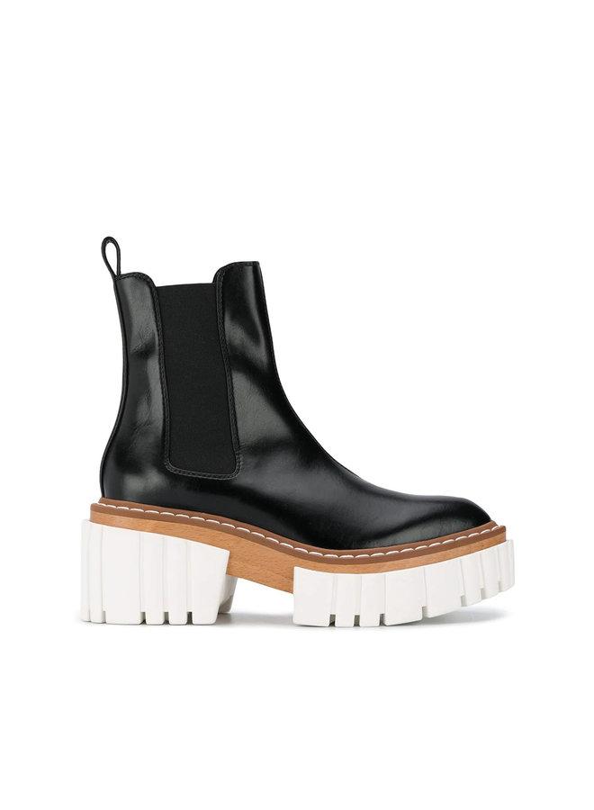 Emilie Platform Ankle Boot