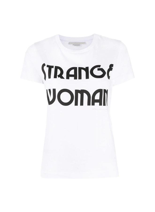 'Strange Woman' Logo T-shirt