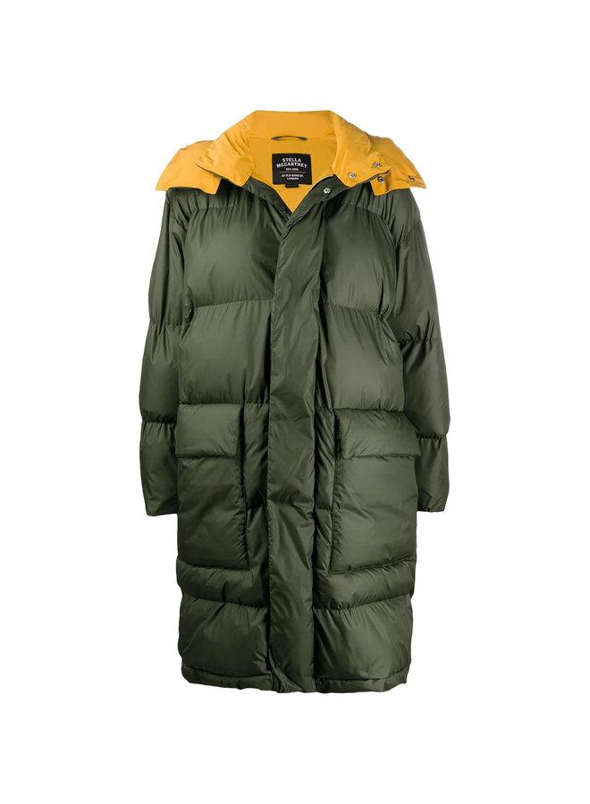 Mid Length Padded Coat