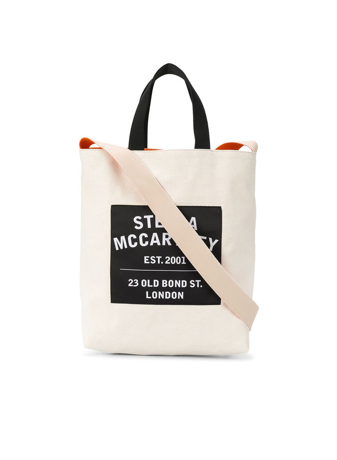 Bond Street Tote Bag in Sand