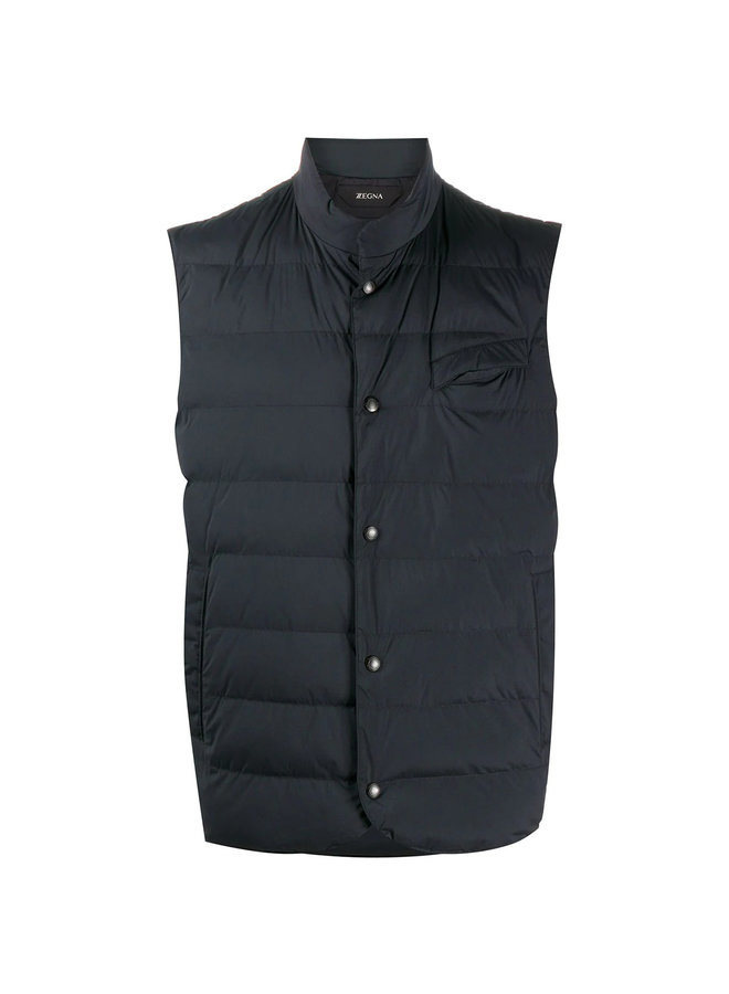 Quilted Outwear Vest