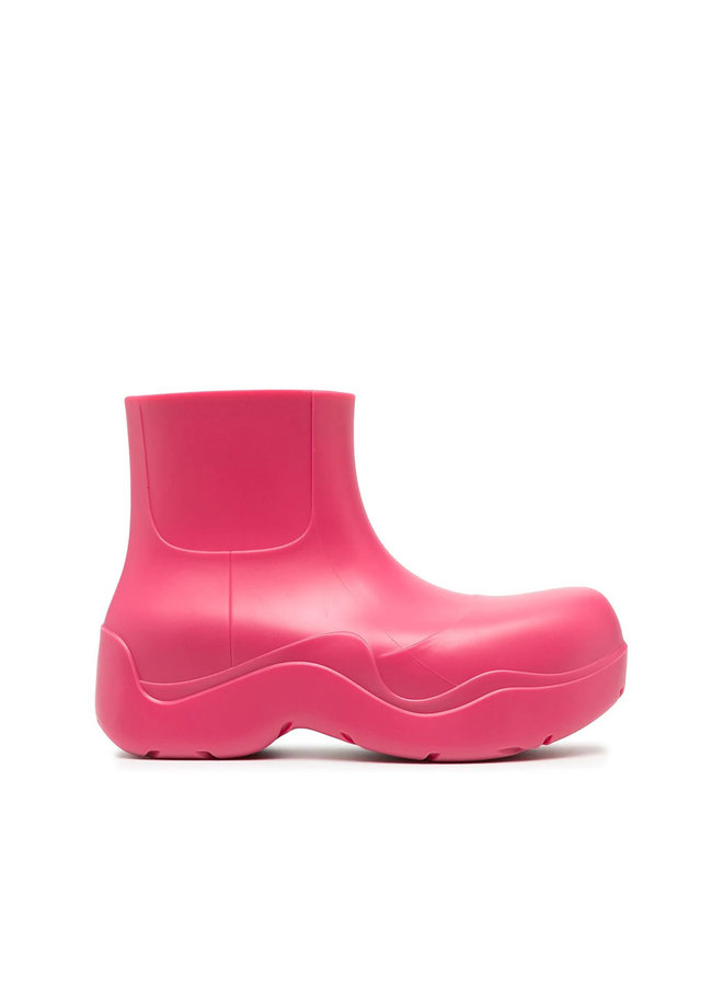 Puddle Boots in PVC in Lollipop